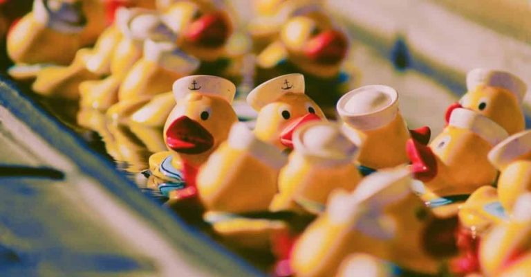 Rubber Duck Productivity