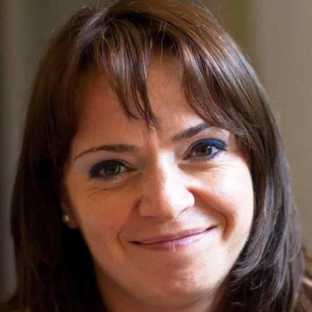 Lucia Baldelli, PCC, CTC