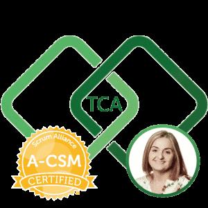 Scrum Alliance A-CSM