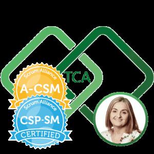 Scrum Alliance A-CSM+CSP-SM