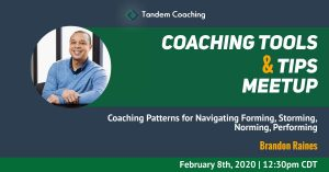 Coaching Tools & Tips - Brandon Raines