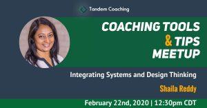 Coaching Tools & Tips - Shaila Reddy