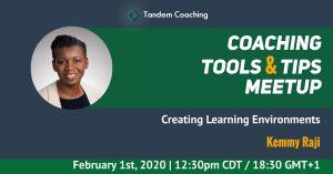 Coaching Tools & Tips - Kemmy Raji