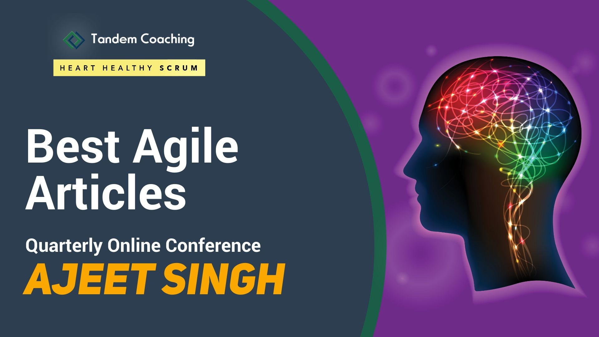 Best Agile Articles Online Conference - Ajeet Singh