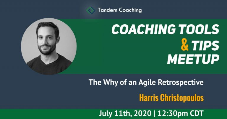 Coaching Tools & Tips - Harris Christopoulos