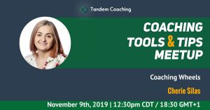 Coaching Tools & Tips - Cherie Silas
