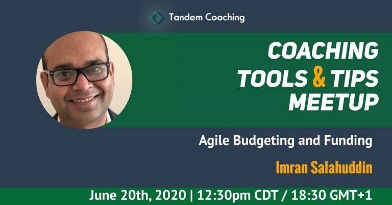 Coaching Tools & Tips - Imran Salahuddin