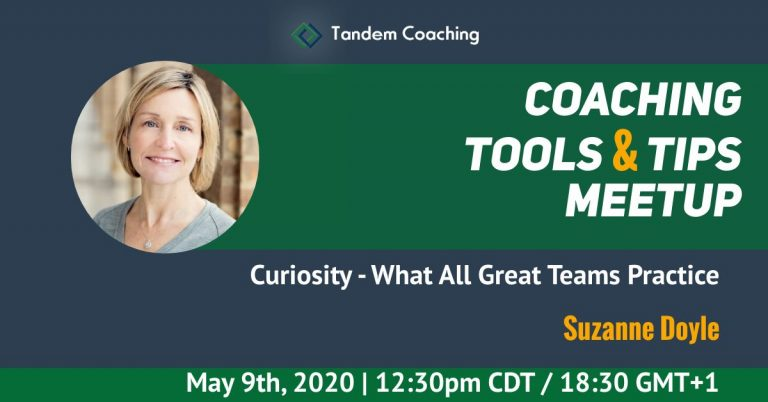 Coaching Tools & Tips - Suzanne Doyle