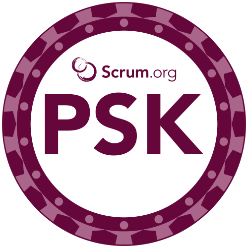 Scrum.org Professional Scrum with Kanban - PSK