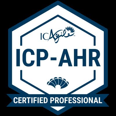 ICAgile Agile Human Resources - ICP-AHR