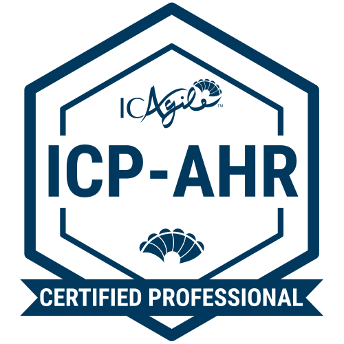 ICAgile Agile Human Resources - ICP-AHR