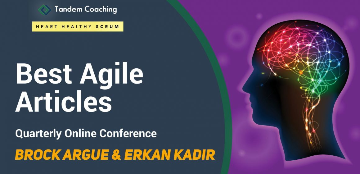 Brock Argue & Erkan Kadir - Integrated Agile - Best Agile Articles Conference